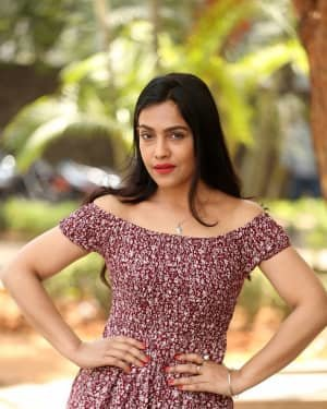Trishna Mukherjee - Madha Telugu Movie Press Meet Photos | Picture 1725183