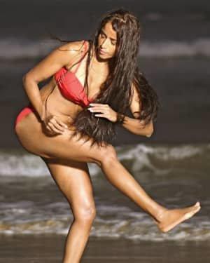 Pooja Bhalekar - Enter The Girl Dragon Telugu Movie Hot Stills   Picture 1725566