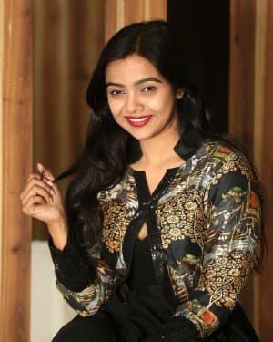 Nithya Shetty At O Pitta Katha Movie Interview Photos   Picture 1725519
