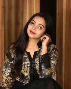 Nithya Shetty At O Pitta Katha Movie Interview Photos   Picture 1725510