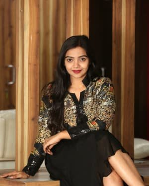 Nithya Shetty At O Pitta Katha Movie Interview Photos | Picture 1725509
