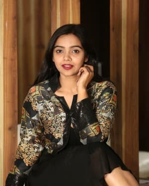 Nithya Shetty At O Pitta Katha Movie Interview Photos | Picture 1725512