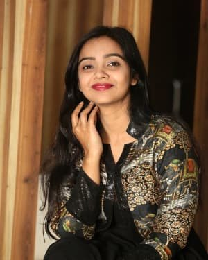 Nithya Shetty At O Pitta Katha Movie Interview Photos   Picture 1725522