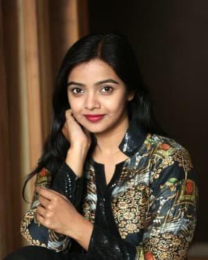 Nithya Shetty At O Pitta Katha Movie Interview Photos   Picture 1725530