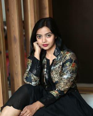 Nithya Shetty At O Pitta Katha Movie Interview Photos   Picture 1725526