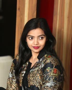 Nithya Shetty At O Pitta Katha Movie Interview Photos   Picture 1725525