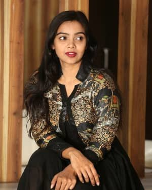 Nithya Shetty At O Pitta Katha Movie Interview Photos | Picture 1725521