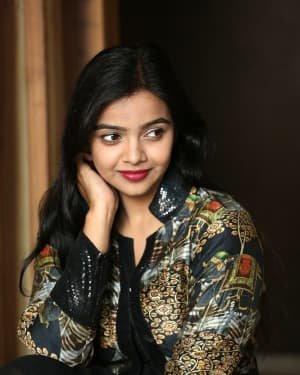 Nithya Shetty At O Pitta Katha Movie Interview Photos   Picture 1725528