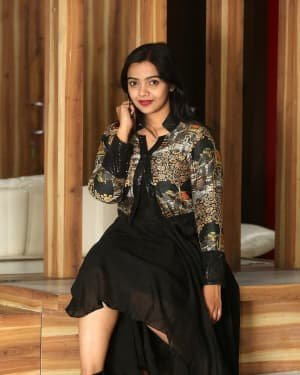 Nithya Shetty At O Pitta Katha Movie Interview Photos | Picture 1725515