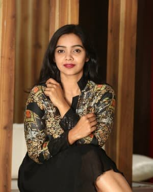 Nithya Shetty At O Pitta Katha Movie Interview Photos | Picture 1725514