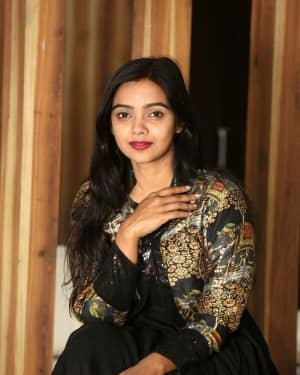 Nithya Shetty At O Pitta Katha Movie Interview Photos   Picture 1725524