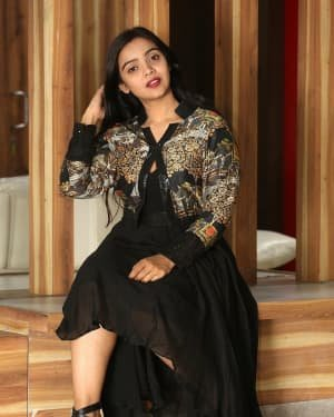 Nithya Shetty At O Pitta Katha Movie Interview Photos | Picture 1725516