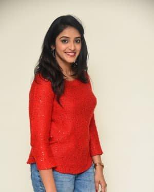 Nakshatra (Telugu Actress) - Palasa 1978 Movie Thanks Meet Photos | Picture 1725549