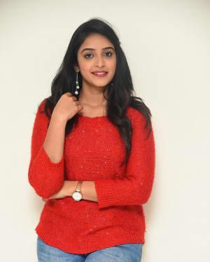 Nakshatra (Telugu Actress) - Palasa 1978 Movie Thanks Meet Photos | Picture 1725541