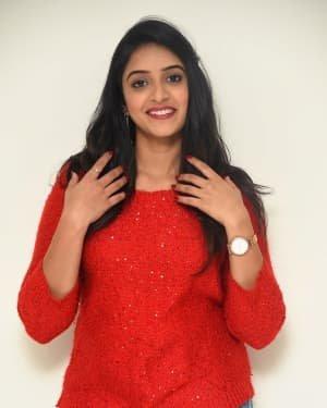 Nakshatra (Telugu Actress) - Palasa 1978 Movie Thanks Meet Photos | Picture 1725555