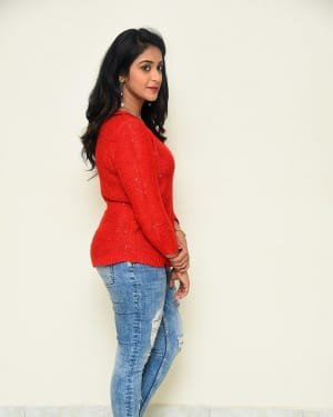 Nakshatra (Telugu Actress) - Palasa 1978 Movie Thanks Meet Photos   Picture 1725535