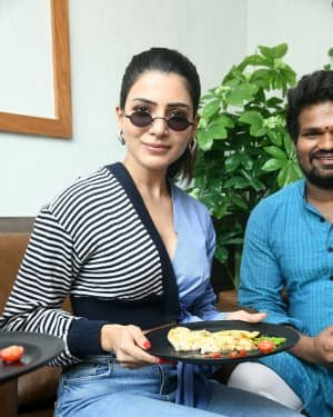Samantha At The Launch Of Healthyway By Aryan Restaurant Photos | Picture 1725464