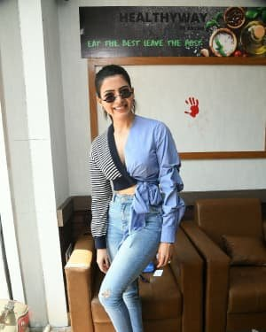 Samantha At The Launch Of Healthyway By Aryan Restaurant Photos | Picture 1725466