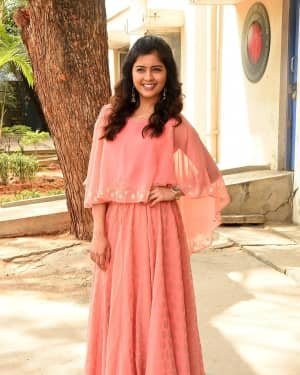 Amritha Aiyer - 30 Rojullo Preminchadam Ela Movie Press Meet Photos | Picture 1726101