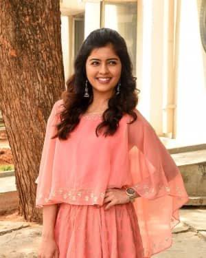 Amritha Aiyer - 30 Rojullo Preminchadam Ela Movie Press Meet Photos | Picture 1726102