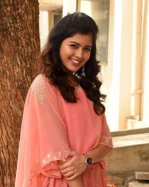 Amritha Aiyer - 30 Rojullo Preminchadam Ela Movie Press Meet Photos | Picture 1726099