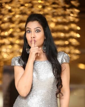 Trishna Mukherjee - Madha Movie Pre Release Event Photos | Picture 1726035