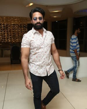 Navdeep - Madha Movie Pre Release Event Photos