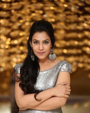 Trishna Mukherjee - Madha Movie Pre Release Event Photos | Picture 1726048