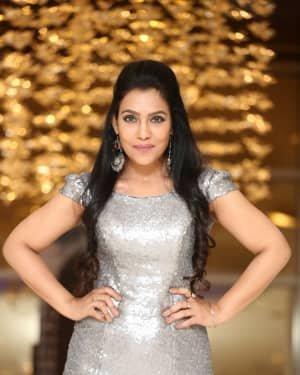 Trishna Mukherjee - Madha Movie Pre Release Event Photos | Picture 1726027