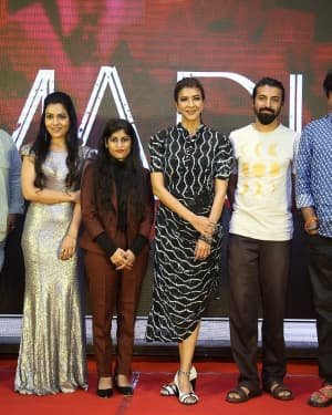 Madha Movie Pre Release Event Photos