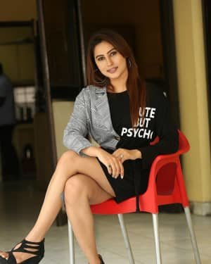 Keisha Rawat At Vithalwadi Movie Interview Photos | Picture 1726324