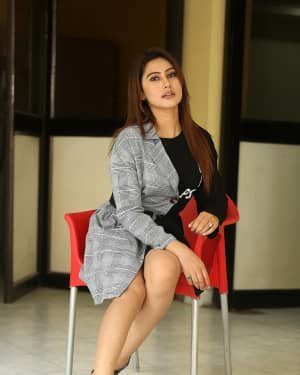 Keisha Rawat At Vithalwadi Movie Interview Photos | Picture 1726314