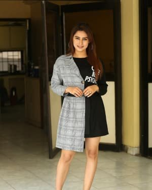 Keisha Rawat At Vithalwadi Movie Interview Photos | Picture 1726302
