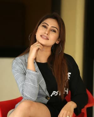 Keisha Rawat At Vithalwadi Movie Interview Photos | Picture 1726319