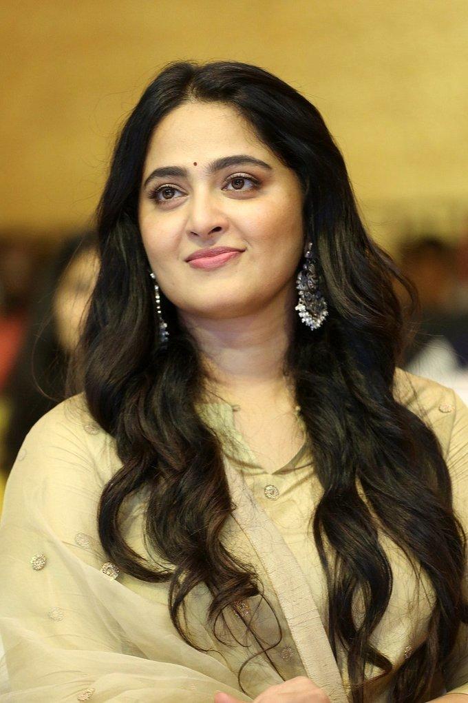 Anushka Shetty - Nishabdham Movie Pre Release Event Photos | Picture 1726180