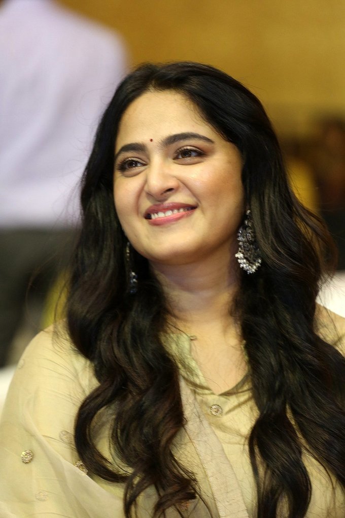 Anushka Shetty - Nishabdham Movie Pre Release Event Photos | Picture 1726186
