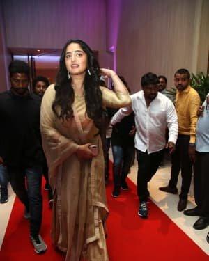 Nishabdham Movie Pre Release Event Photos | Picture 1726125