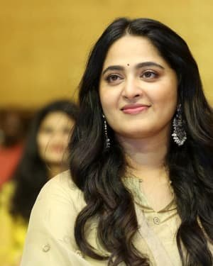 Anushka Shetty - Nishabdham Movie Pre Release Event Photos | Picture 1726184