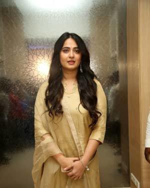 Anushka Shetty - Nishabdham Movie Pre Release Event Photos   Picture 1726116