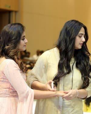 Nishabdham Movie Pre Release Event Photos   Picture 1726161
