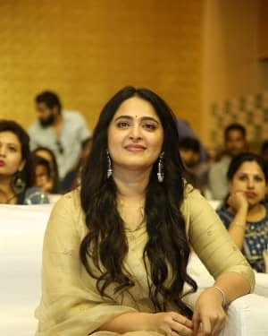 Anushka Shetty - Nishabdham Movie Pre Release Event Photos | Picture 1726149