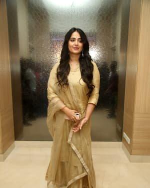 Anushka Shetty - Nishabdham Movie Pre Release Event Photos | Picture 1726118