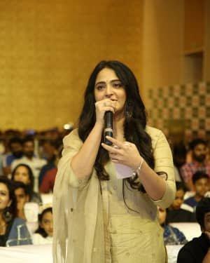 Anushka Shetty - Nishabdham Movie Pre Release Event Photos | Picture 1726145
