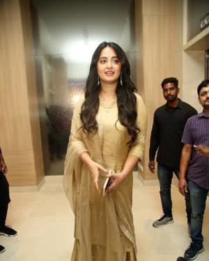 Anushka Shetty - Nishabdham Movie Pre Release Event Photos | Picture 1726114