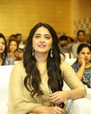 Anushka Shetty - Nishabdham Movie Pre Release Event Photos | Picture 1726150