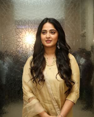 Anushka Shetty - Nishabdham Movie Pre Release Event Photos | Picture 1726123