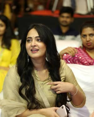 Anushka Shetty - Nishabdham Movie Pre Release Event Photos | Picture 1726165