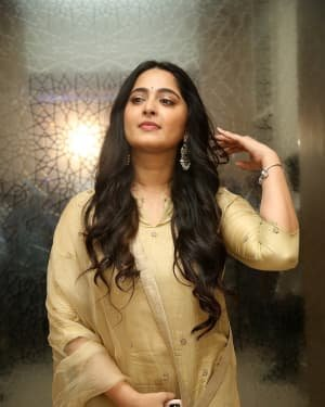 Anushka Shetty - Nishabdham Movie Pre Release Event Photos   Picture 1726121