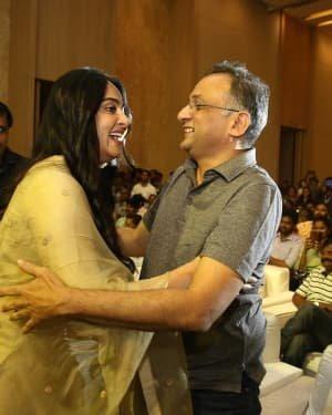 Nishabdham Movie Pre Release Event Photos | Picture 1726128
