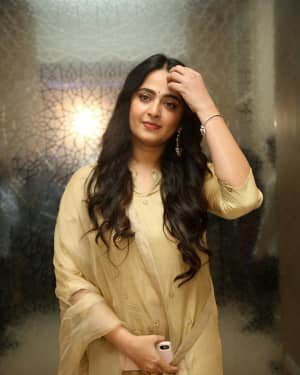 Anushka Shetty - Nishabdham Movie Pre Release Event Photos | Picture 1726120